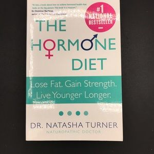 The hormone book! Such a great tool